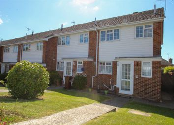 Thumbnail 3 bed end terrace house for sale in Jarvis Brook Close, Bexhill-On-Sea