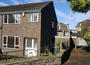 Thumbnail 3 bedroom semi-detached house to rent in Chesterfield Road, Matlock