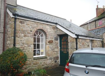 Thumbnail 1 bed semi-detached house for sale in South Place Folly, Penzance