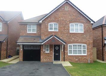 Thumbnail 4 bed detached house to rent in Meadow Close, Longridge, Preston