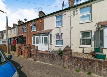 Thumbnail 3 bed terraced house for sale in Clarkes Road, Dovercourt, Harwich