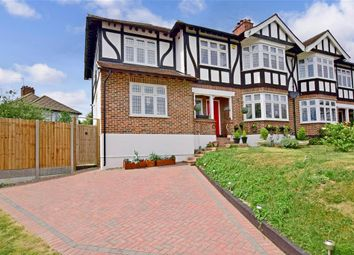 Thumbnail 5 bed semi-detached house for sale in Bower Hill, Epping, Essex