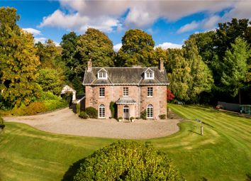 Thumbnail 6 bed detached house for sale in Craigentor House, Gilmerton, Crieff, Perthshire