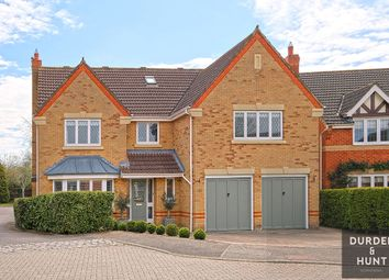 Thumbnail 7 bed detached house for sale in Salters, St Michael'S Mead, Bishop's Stortford