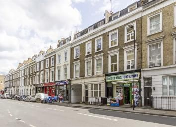 Thumbnail 4 bed flat to rent in Westbourne Park Road, London