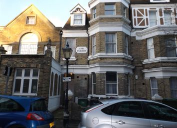 Thumbnail 2 bed flat to rent in The Parade, Folkestone