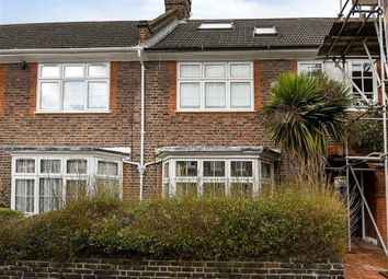 Thumbnail 4 bed terraced house for sale in Waldron Road, London