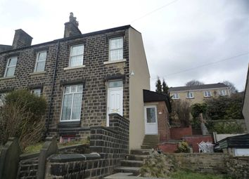 Thumbnail 3 bed end terrace house to rent in Longcroft Street, Golcar, Huddersfield