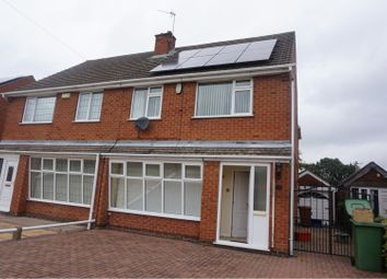 Thumbnail 3 bed semi-detached house to rent in Westminster Drive, Grimsby