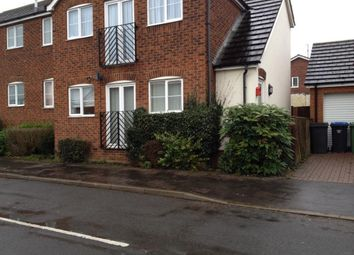 Thumbnail 2 bed property to rent in Barnes Close, Kibworth, Leicester