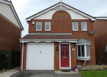 Thumbnail 4 bed detached house for sale in Ashbourne Drive, Coxhoe, Durham