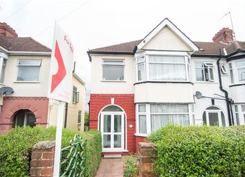 Thumbnail 3 bed end terrace house for sale in Grove Crescent, Kingsbury