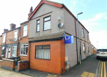 Thumbnail 2 bed end terrace house for sale in Leigh Street, Burslem, Stoke-On-Trent