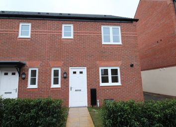 Thumbnail 3 bed semi-detached house to rent in Barnton Way, Sandbach