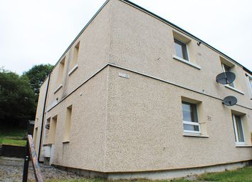 Thumbnail 2 bed flat for sale in Threave Terrace, Castle Douglas