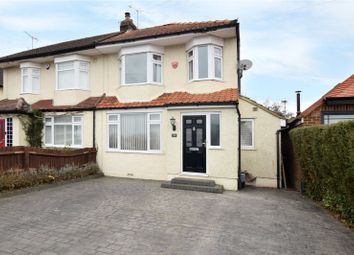 3 bed semi-detached house for sale in Toms Lane, Kings Langley, Hertfordshire WD4