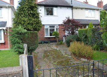 Thumbnail 2 bed semi-detached house for sale in Three Tuns Lane, Wolverhampton