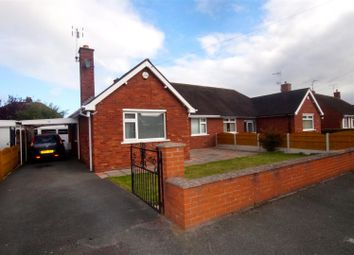 Thumbnail 2 bed detached bungalow for sale in Kendal Way, Wrexham