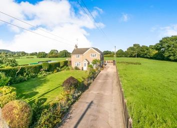 Thumbnail 3 bed detached house for sale in Egerton, Malpas, Cheshire