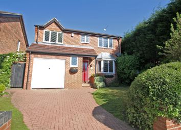 Thumbnail 4 bedroom detached house for sale in Hickling Road, Mapperley, Nottingham