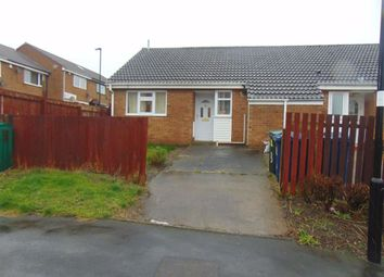 2 bed semi-detached bungalow for sale in Rawlston Way, Newcastle Upon Tyne NE5