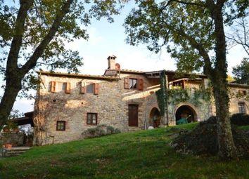 Thumbnail Farmhouse for sale in Gaiole In Chianti, Gaiole In Chianti, Siena