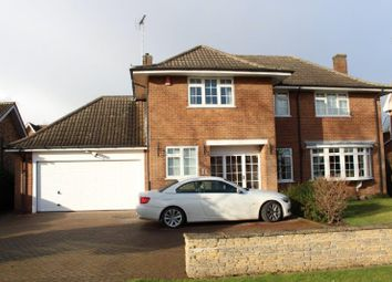 Thumbnail 4 bed detached house for sale in Chatsworth Drive, Mansfield