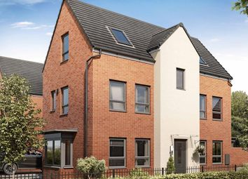 """Thumbnail 4 bedroom detached house for sale in """"Hesketh Contemporary"""" at Carters Lane, Kiln Farm, Milton Keynes"""