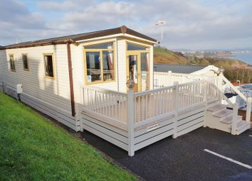 Thumbnail 2 bed mobile/park home for sale in Dartmouth Road, Paignton
