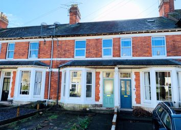 Thumbnail 4 bed terraced house for sale in Belvedere Road, Taunton - Town House, Off Road Parking, No Chain