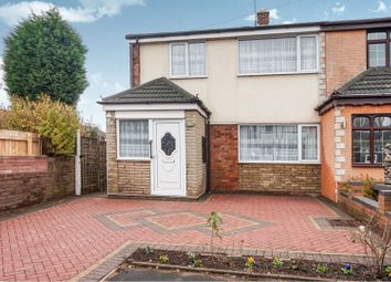 Thumbnail 3 bed end terrace house for sale in Heather Road, Cannock
