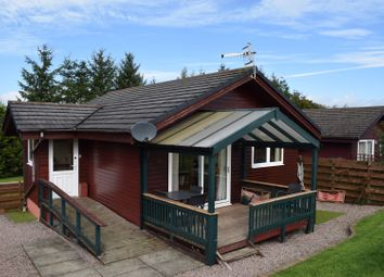 Thumbnail 2 bed mobile/park home for sale in Cairnyard Holiday Lodges, Beeswing, Dumfries