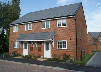 Thumbnail 3 bed semi-detached house to rent in Daffodil Way, Denvilles, Havant