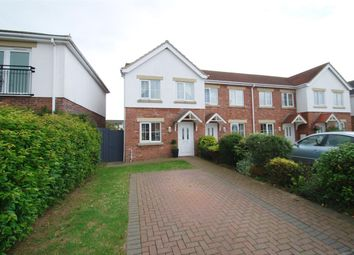 Thumbnail 2 bed end terrace house for sale in Harrow Road, Skegness