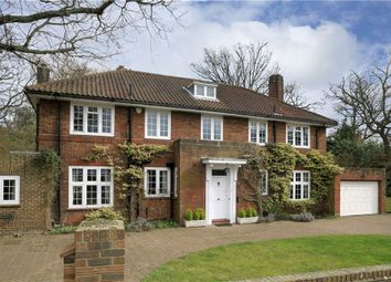 Thumbnail 6 bed detached house for sale in Barham Road, Wimbledon