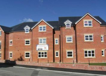 Thumbnail 2 bed flat to rent in Y Hen Orsaf, Northop, Flintshire