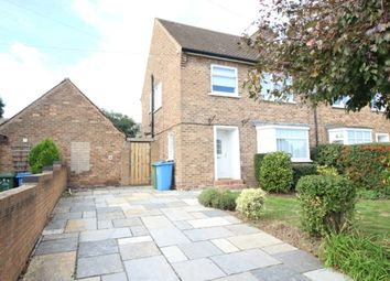 Thumbnail 3 bed semi-detached house for sale in Le-Brun Square, Carlton-In-Lindrick, Worksop