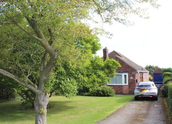 Thumbnail 3 bed bungalow for sale in Mill Lane, Saxilby