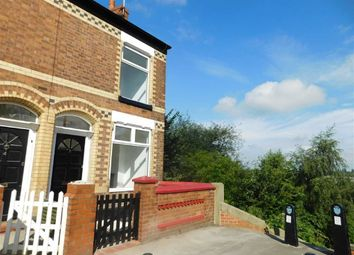 Thumbnail 2 bedroom end terrace house for sale in Roscoe Street, Edgeley, Stockport