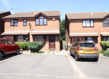 Thumbnail 2 bed semi-detached house to rent in Round Street, Netherton, Dudley, West Midlands