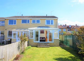 Thumbnail 3 bed end terrace house for sale in Rockliffe Avenue, Bathwick, Bath