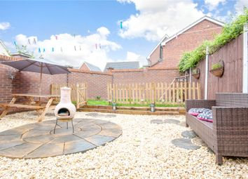 Thumbnail 3 bedroom detached house for sale in Mermaid Close, Northfleet, Kent