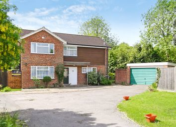 Thumbnail 5 bed detached house for sale in Montfort Rise, Redhill, Surrey