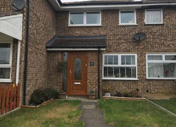Thumbnail 3 bed terraced house for sale in Bushy Close, Bletchley, Milton Keynes
