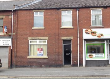 Thumbnail 2 bed flat to rent in Kirkby Road, Hemsworth