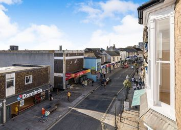 Thumbnail 2 bed flat for sale in Market Jew Street, Penzance, Cornwall