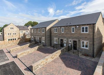 Thumbnail 3 bed town house to rent in High Dale Rise, Silsden, Keighley