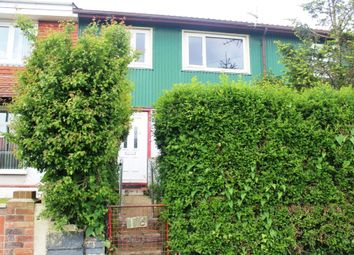 Thumbnail 3 bedroom terraced house for sale in Desborough Close, Cosham, Portsmouth