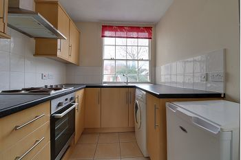 Thumbnail 1 bed flat to rent in Hightown, Sandbach