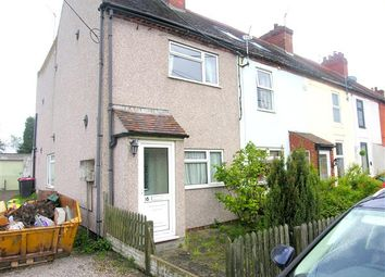 Thumbnail 2 bed terraced house for sale in Brick Kiln Lane, Hurley, Atherstone